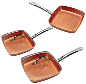kitchen   copper chef pan cooknovelcom