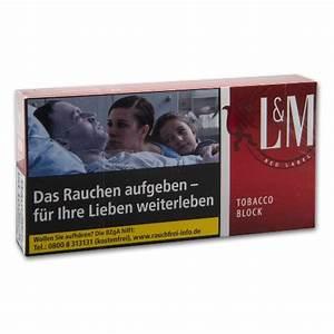 Tabak Online Auf Rechnung Kaufen : l m tobacco block red label tabak bl cke tabak online kaufen tabakland und alles was ~ Themetempest.com Abrechnung