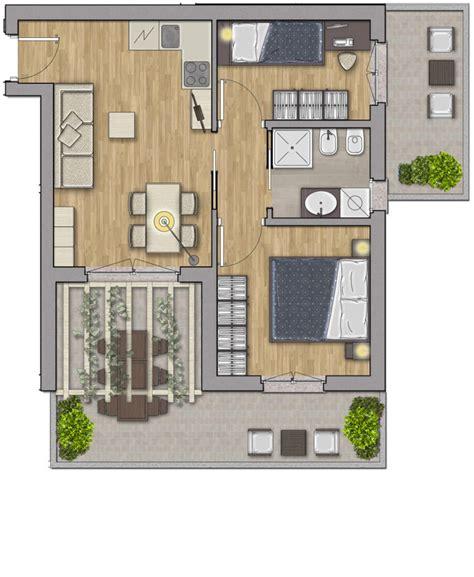 pergolato terrazzo trilocale con terrazzo e pergolato residenza aquarius