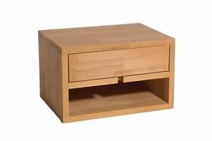 Nachttisch Faenza Buche Massivholztisch Beistelltisch Tisch massiv natur Yadros eBay