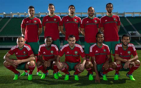 cuisine maroc nouveau maillot pour l équipe du maroc de football photo