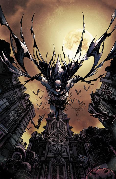 Batman Legend Of The Dark Knight B By Raapack On Deviantart