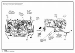 1995 Mazda B Series Truck Service Shop Set Service Service Highlights And The Wiring Diagrams