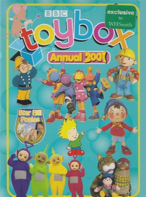 toybox annual  cbbc fandom powered  wikia