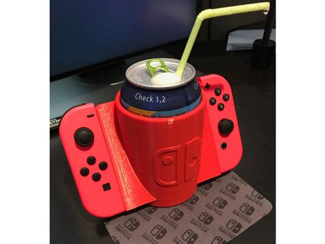 Nintendo Switch Joy Con Drink Holder Downloadfree3d Com Interiors Inside Ideas Interiors design about Everything [magnanprojects.com]