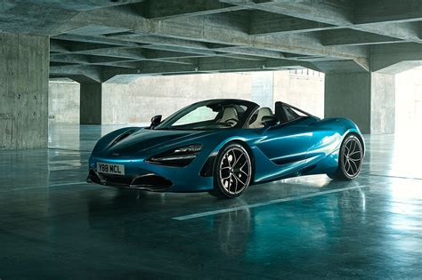 Review Mclaren 720s Spider by Mclaren 720s Spider Revealed Convertible Supercar To