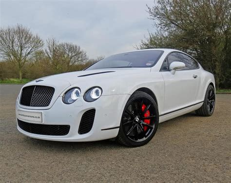white bentley bentley continental white supersports conversions