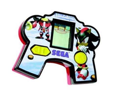 sonic sega games  mcdonalds raving toy maniac