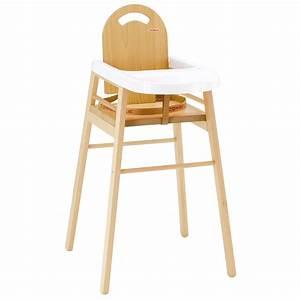chaise haute bebe lili bois naturel avec tablette blanc de With chambre bébé design avec livraison de fleur a domicile aujourd hui