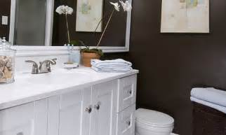 do it yourself bathroom remodel ideas bathroom makeovers on a budget 2