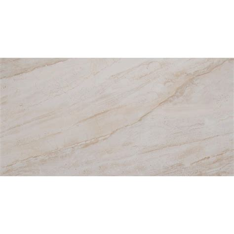 home depot flooring tiles ceramic ms international vigo beige 12 in x 24 in glazed ceramic floor and wall tile 16 sq ft
