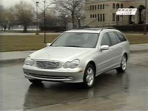 Mercedes Classe C 2002 : 2002 mercedes benz c class wagon test drive ~ Gottalentnigeria.com Avis de Voitures