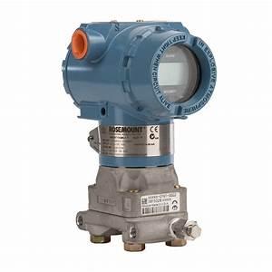 Rosemount 3051cd Differential Pressure Transmitter