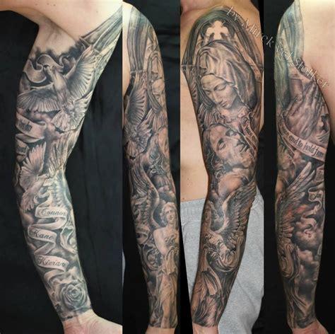 religious tattoo  mirek vel stotker religioso tatuaje