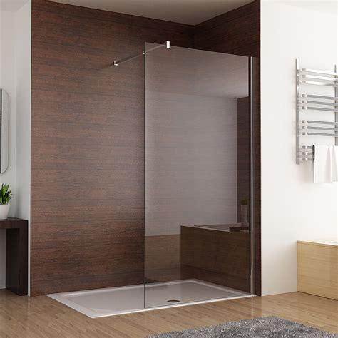 dusche mit pendeltür und seitenwand duschabtrennung walk in duschwand seitenwand dusche duschtrennwand 70 120x200cm ebay