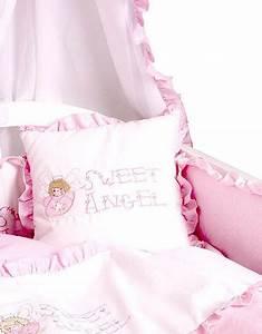 Bettwäsche Set 4 Teilig : bettw sche set sweet angel 4 teilig ~ Orissabook.com Haus und Dekorationen