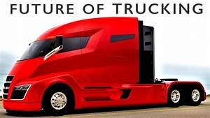 The Future of Trucking - YouTube
