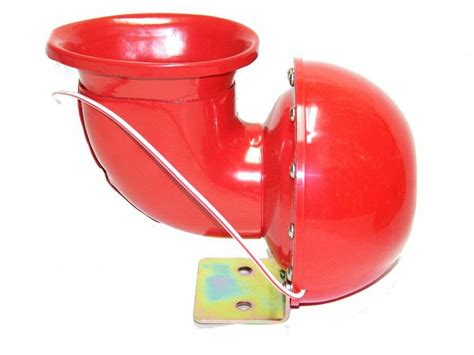 12 Volt Electric Auto Horn Heavy Duty