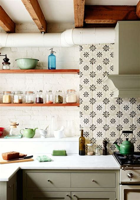 credence cuisine noir et blanc crédence cuisine moderne zoom sur 34 options remarquables