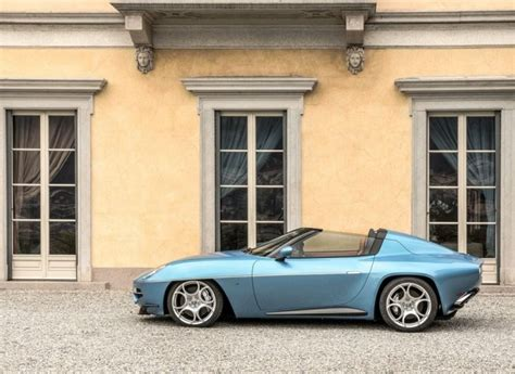 alfa romeo 4c disco volante アルファロメオ 新型ディスコ ヴォランテ スパイダー 限定7台の超貴重モデル発表 デザイン画像集 newcar