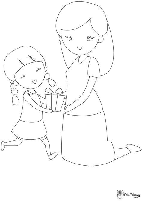 Sekcja kolorowanki online na pewno spodoba się dzieciom, a może nawet i dorosłym! Kolorowanki Mama z córką na Dzień Matki do pobrania i druku za darmo