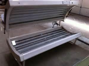 prosun solarium 16 model 1600 home tanning bed ebay