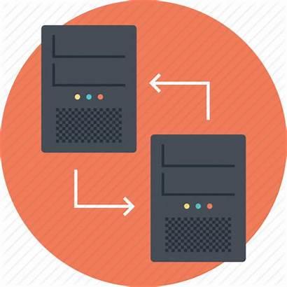 Icon Redundancy Data Storage Redundant Raid Array