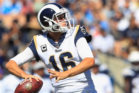 jared goff  quietly turning   elite quarterback