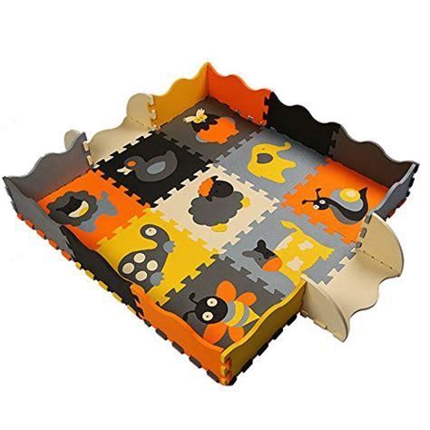 tapis de jeu puzzle puzzle tapis tapis de jeu tapis de jeu puzzle en mousse kinderteppich25 lot de 120 cm 120 cm