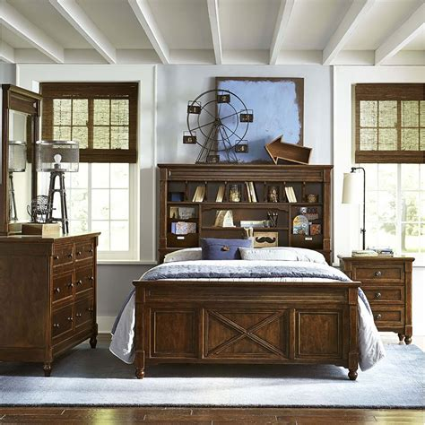 Big Bedroom Sets by Big Sur Vista Point Bookcase Bedroom Set Legacy Classic