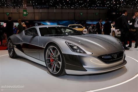 Rimac Concept_one And Concept_s Quietly Place Croatia On