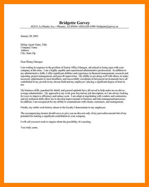 15004 resume cover letter administrative assistant resume cover letter administrative assistant sle
