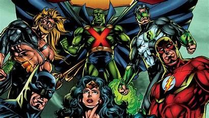 Jla Dc Comics Morrison Grant Justice League