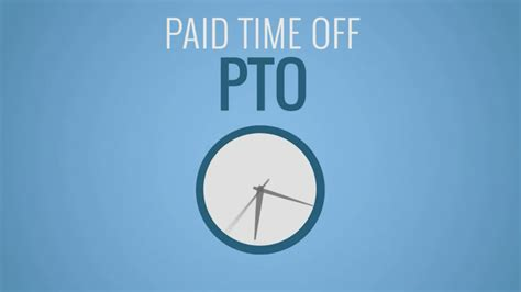 Pto (paid Time Off) Onedigital