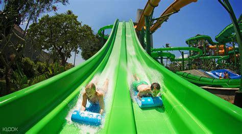 Waterbom Bali Waterpark Discount Ticket Promo Online