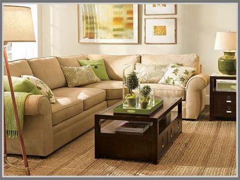 sofa ruang tamu warna coklat tua nuansa lembut yang nyaman di ruang tamu dengan sentuhan