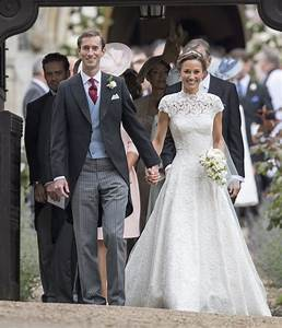 Meghan Markle Attends Pippa Middleton's Wedding Reception ...