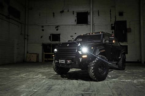 civilian armored vehicles terradyne gurkha armored vehicle gets the civilian edition
