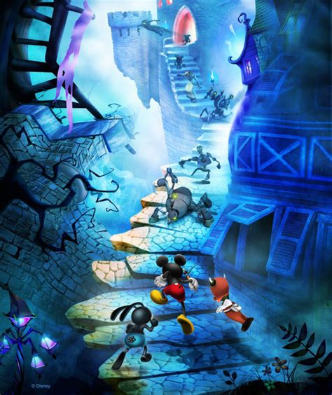 Disney Epic Mickey Wallpaper