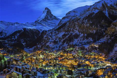 Desktop Backgrounds Hd Nature Winter Luxury Chalets In Zermatt Alpine Guru