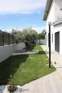 Giardino Moderno  Paesaggio  Idee E Foto L  Con Immagini