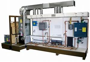 Forced Air And Hydronic Heating Trainer