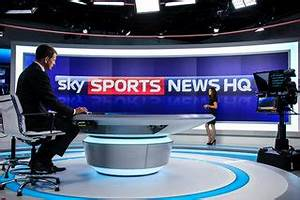 Sky Sports News HQ viewable by all NOW TV subscribers ...