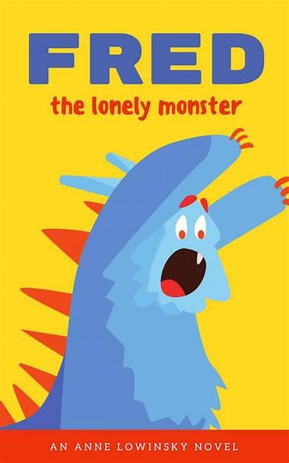 Books Covers Children Monster Portadas Yellow Canva