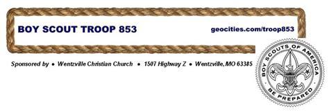 troop 908 boy scout letterhead templates troop 853 forms