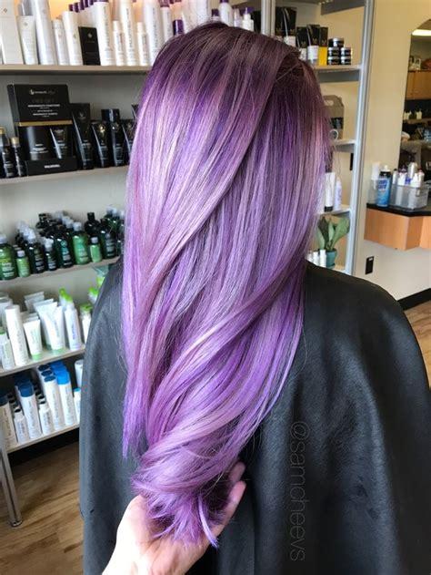 25 Trending Plum Purple Hair Ideas On Pinterest Purple