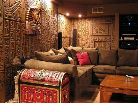 egyptian livingroom decoracion egipcia decoracion de
