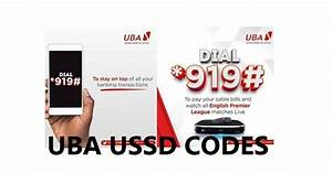 Uba Transfer Code  How To Transfer Money From Uba To Other