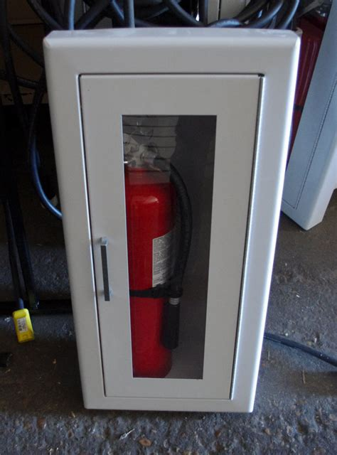 Larsens Extinguisher Cabinets Maintenance by Larsen Recessed Extinguisher Cabinet Extinguisher Ebay