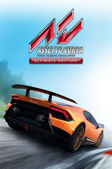 Assetto Corsa Ultimate Edition For Xbox One 2018 Mobygames